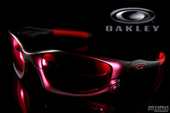 Custom Oakley Split Jacket photo by JayCaps