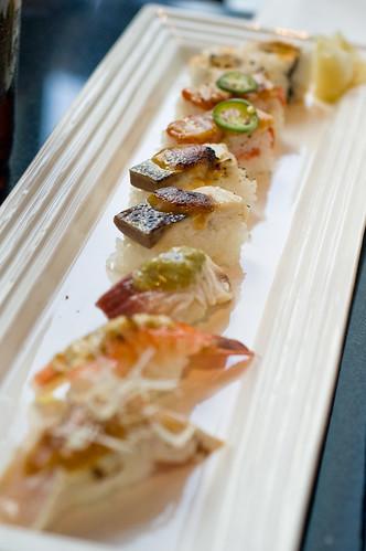 Miku Aburi Sushi Select, Vancouver