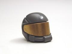 SP3 Helmet w/Gold Visor photo by peterlmorris