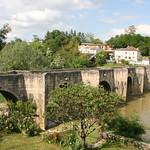 Roman bridge Barbaste
