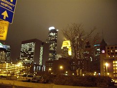 Downtown Minneapolis near Park & Washington Ave