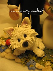 Cake topper - Little cutie photo by marytempesta