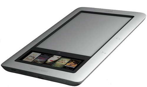 Nook eReader from Barnes & Noble