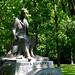 Henryk Sienkiewicz Monument, Royal Baths Park, Warsaw, Poland