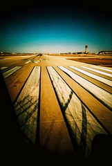 Runway at Sky Harbor Airport photo by kevin dooley