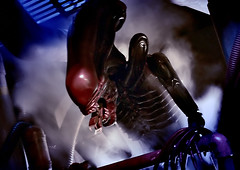 Daily Disney - Great Movie Ride Alien photo by Express Monorail