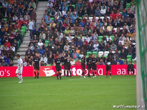 3780738657 0531a165cd FC Groningen – Ajax 0 2, 2 augustus 2009