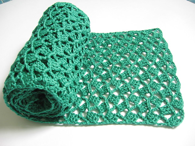 Crochet Stitch Instructions -- Free Instructions for Different
