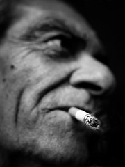 The perfect smoker photo by -PixTonio-