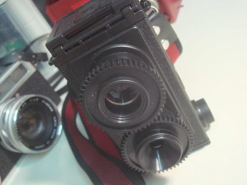 大人的科學V.25 腰平雙眼反射相機