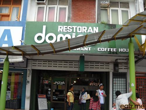 Restaurant Domino Langkawi [eatz.me]