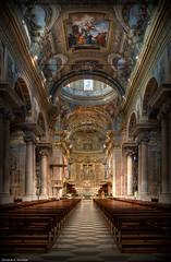 Basilica San Giovanni Battista, Finale Ligure, Italy photo by eyeCatchLight Photography