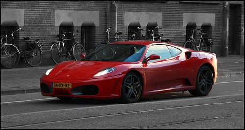 Amsterdam Ferrari