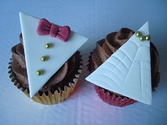 His n' hers (wedding samples) photo by Angelina Cupcake