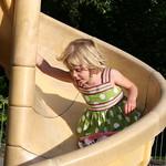Down the slide<br/>27 Sep 2009