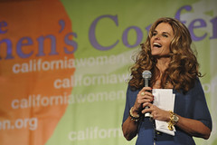First Lady Maria Shriver