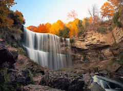 websters falls revisited photo by paul bica