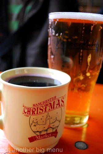 Manchester Christmas market mug