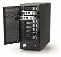 VIA NSD-7800 8-Drive NAS Storage Solution