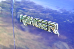 Ford Ranger badge