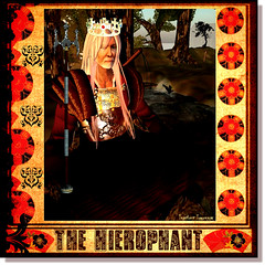 The Hierophant... photo by Truelove Tomorrow <3