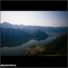 Il lago from monte censo photo by SchulteSchultz