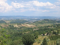 Toscana 2009 from San Gimignano