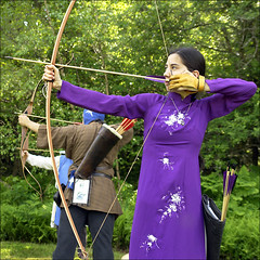 Baronial Archery Champion photo by NaPix -- (Time out)