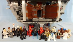 Star Wars Lego 10188 Death Star photo by KatanaZ