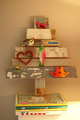wood & wool recycled x mas tree photo by wood & wool stool