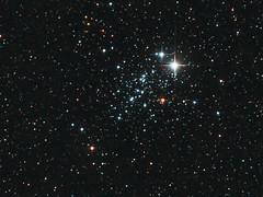 NGC 457 - Owl Cluster crop photo by zAmb0ni