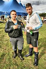 090829 Creamfields 2009 - Boys in Wellies photo by dangerous_disco