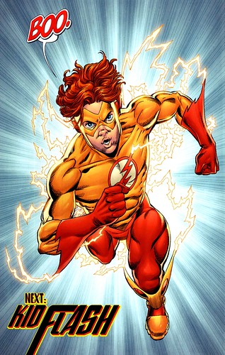 Return of Kid Flash