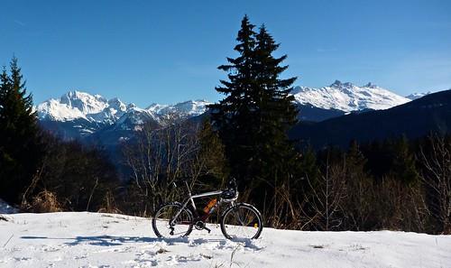 View from Col de la Cloche