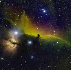 IC434, sous les feux d'Alnitak photo by Trois_Merlettes