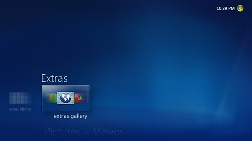 Windows 7 MC Extras Gallery