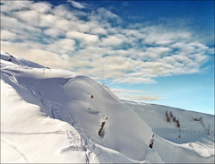 White Heaven - winter landscape photo by Katarina 2353