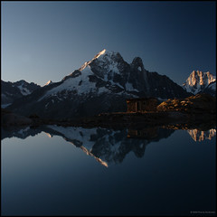 Aiguille Verte photo by mortimer?