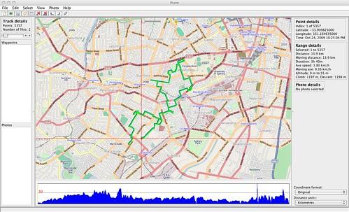 Map 2009-10-25 350 massbug ride