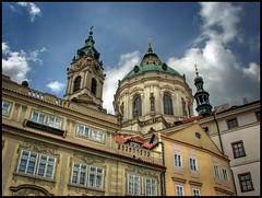 St. Nicholas Cathedral, Prague photo by Mike G. K.