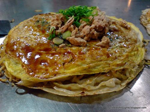 okonomiyaki tuna