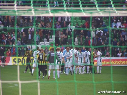 3958451899 acd16cec87 FC Groningen – Vitesse 1 0, 27 september 2009