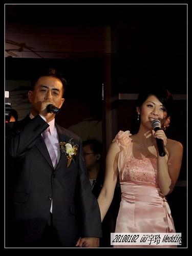 20100102 宇玲wedding