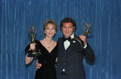 emmy-1983-Judd Hirsch and Shelley