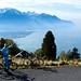 Lake Geneva, Alps, and Eric