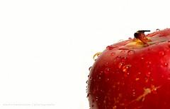 Apple splash photo by Medicinemansam