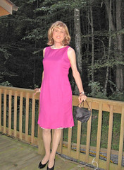 New Pink Dress photo by Barbara Jane Carter