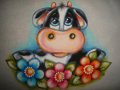 Pintura em tecido photo by gigimichalsky