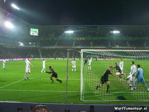 4063952198 91375e7e92 FC Groningen – AZ 0 1, 31 oktober 2009