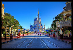 Magic Kingdom - Where Magic Truly Lives photo by Cory Disbrow